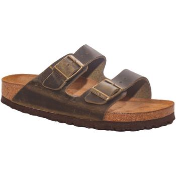 Schuhe Pantoffel Birkenstock & Co.kg Birkenstock Pantolette Arizona jade 1014452 Other