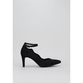 Schuhe Damen Pumps Krack SYLA Schwarz