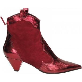 Schuhe Damen Low Boots Aldo Castagna BOHEMIA bordeaux