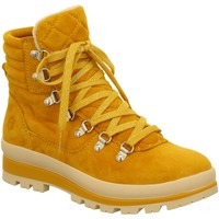 Schuhe Damen Boots Tamaris Stiefeletten 1-1-25804-33/627 gelb