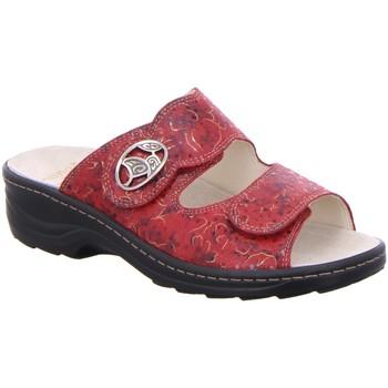 Schuhe Damen Pantoffel Fidelio Pantoletten HEDI 23411 06 (H) rot