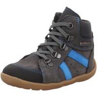 Schuhe Jungen Sneaker High Däumling Schnuerstiefel Pery 040271S0186 grau