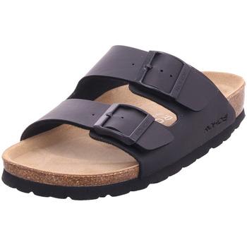 Schuhe Damen Pantoffel Rohde - 5631-90 schwarz
