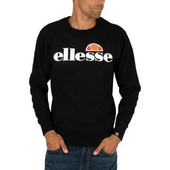 Kleidung Herren Pullover Ellesse Herren SL Succiso Sweatshirt, Schwarz schwarz