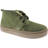 Schuhe Damen Sneaker High Natural World NAW6151922ka verde