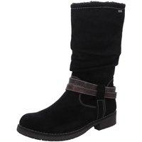 Schuhe Mädchen Klassische Stiefel Salamander Stiefel Lia-Tex,BLACK 33-17026-21 schwarz