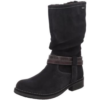 Schuhe Mädchen Klassische Stiefel Salamander Stiefel 33-17026-25 grau