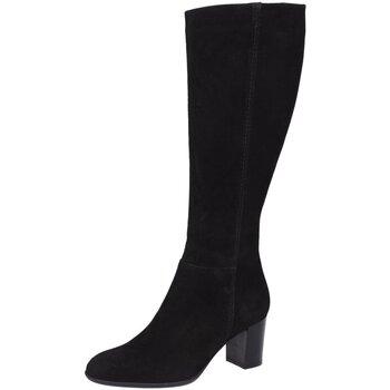 Schuhe Damen Klassische Stiefel Lamica Stiefel Esiska S-Schaft 4157 Nero ESISKA S 4157 NERO schwarz