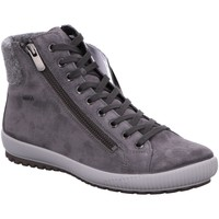 Schuhe Damen Sneaker High Legero Stiefeletten 09614-22 grau