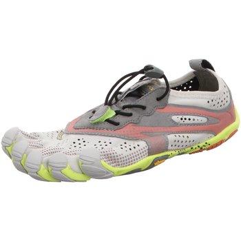 Schuhe Damen Fitness / Training Vibram Fivefingers Sportschuhe V-Run kombi 17W7006/Oyster grau