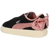 Schuhe Mädchen Sneaker Low Puma 367320-18 BLACK