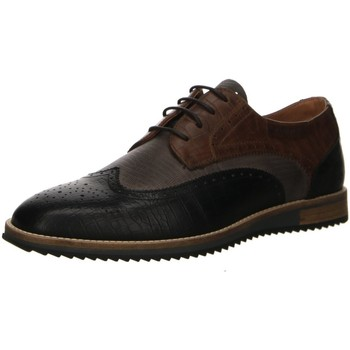 Schuhe Herren Derby-Schuhe Cycleur De Luxe Schnuerschuhe PULSANO CDLM192829 schwarz