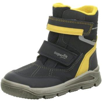 Schuhe Jungen Wanderschuhe Legero Klettstiefel 5-09077-80 blau