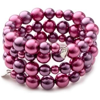 Uhren Damen Armbänder Blue Pearls OCP 0132 FUSHIA Multicolor