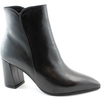 Schuhe Damen Low Boots Malù Malù MAL-I19-2768-NN Nero