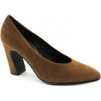 Schuhe Damen Pumps Malù Malù MAL-I19-8260-CS Marrone
