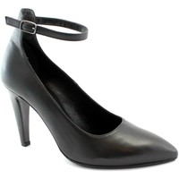 Schuhe Damen Pumps Melluso MEL-I19-E5055F-NE Nero
