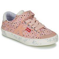 Schuhe Mädchen Sneaker Low Kickers GODY Rose / Pois