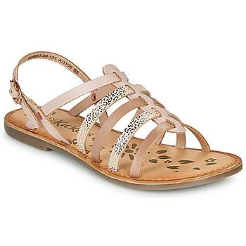Schuhe Mädchen Sandalen / Sandaletten Kickers DIXON Rose