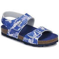 Schuhe Jungen Sandalen / Sandaletten Kickers SUMMERKRO Blau