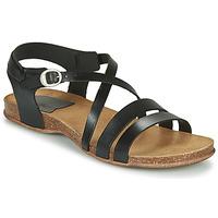 Schuhe Damen Sandalen / Sandaletten Kickers ANATOMIUM Schwarz