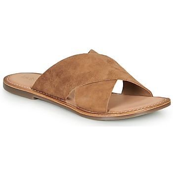 Schuhe Damen Pantoffel Kickers DIAZ-2 Camel