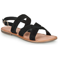 Schuhe Damen Sandalen / Sandaletten Kickers DIBA-3 Schwarz