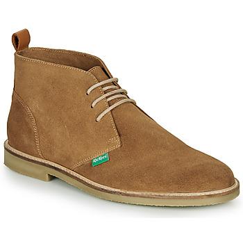 Schuhe Herren Boots Kickers TYL Beige