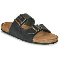 Schuhe Herren Sandalen / Sandaletten Kickers ORANO Schwarz