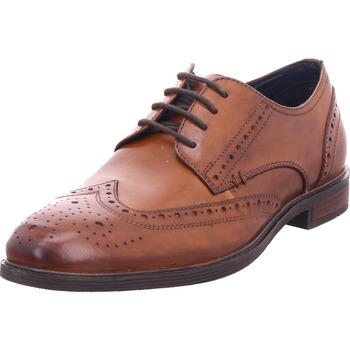 Schuhe Herren Derby-Schuhe & Richelieu Seibel Jonathan 05 braun