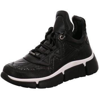 Schuhe Damen Sneaker High Cetti Schnuerschuhe C1187 TEJUS BLACK Other