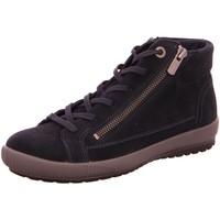 Schuhe Damen Sneaker High Superfit Stiefeletten 5-09828-80 blau