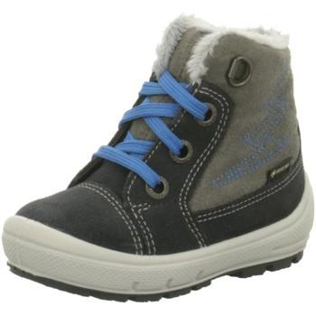 Schuhe Jungen Schneestiefel Superfit Schnuerstiefel 09306-20 grau