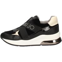 Schuhe Mädchen Slip on Liu Jo 469701TX064 BLACK