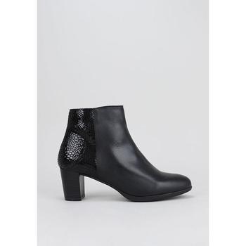 Schuhe Damen Low Boots Sandra Fontan CLASIC Schwarz