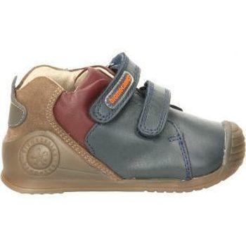 Schuhe Kinder Boots Biomecanics 191155 B bleu