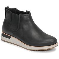 Schuhe Damen Boots Merrell ROAM CHELSEA Schwarz