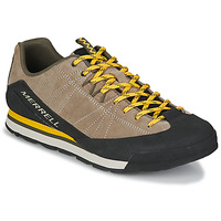 Schuhe Herren Sneaker Low Merrell CATALYST SUEDE Beige / Schwarz