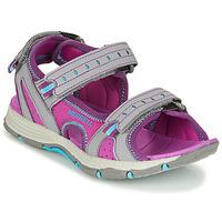 Schuhe Mädchen Sportliche Sandalen Merrell PANTHER SANDAL 2.0 Rose / Grau