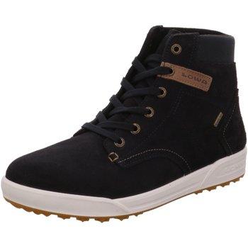 Schuhe Herren Sneaker High Lowa DUBLIN III GTX 410552/0649 blau