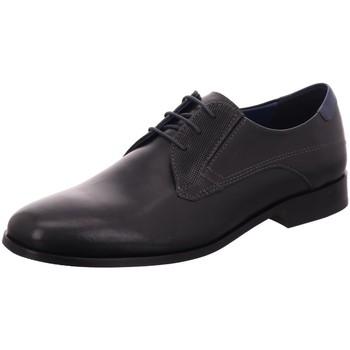 Schuhe Herren Derby-Schuhe & Richelieu Sioux Business Jaromir-703 36140 schwarz