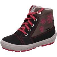 Schuhe Mädchen Schneestiefel Superfit Maedchen 5-09307-20 20 grau