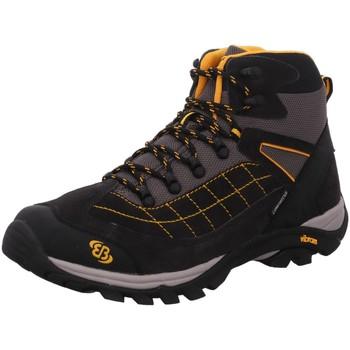 Schuhe Herren Fitness / Training Eb Sportschuhe Mt.Crillon High anthrazit 221200 schwarz