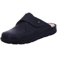 Schuhe Herren Pantoletten / Clogs Finn Comfort Aguilas 01422615099 schwarz