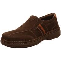 Schuhe Herren Slipper Ara Slipper BEN 11-17120-14 grau