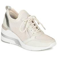 Schuhe Damen Sneaker Low Mustang 1303303-203 Weiss