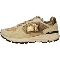 Schuhe Damen Sneaker Low Atlantic Stars MIRA-BO-F11 BEIGE