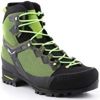 Schuhe Herren Wanderschuhe Salewa MS Raven 3 Gtx Grün