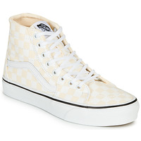 Schuhe Damen Sneaker High Vans SK8-HI TAPERED Rose / Weiss