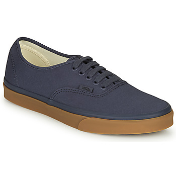 Schuhe Herren Sneaker Low Vans AUTHENTIC Marine